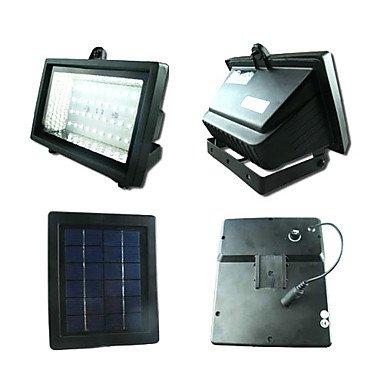 2.16W 36-Light Modern Rechargeable Aluminum Led Solar Garden Light