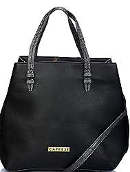 Caprese April Women's Tote Bag (Black)