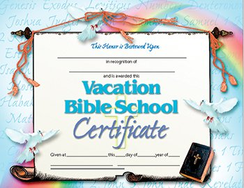 VACATION BIBLE SCHOOL SET OF 30 BY HAYES SCHOOL PUBLISHING