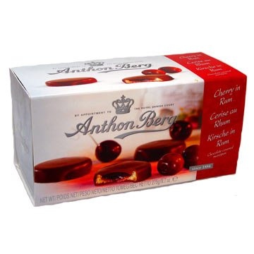 Anthon Berg Cherry in Rum Chocolates - pack of 2