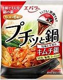 プチッと鍋 キムチ鍋 【23g×6入り】