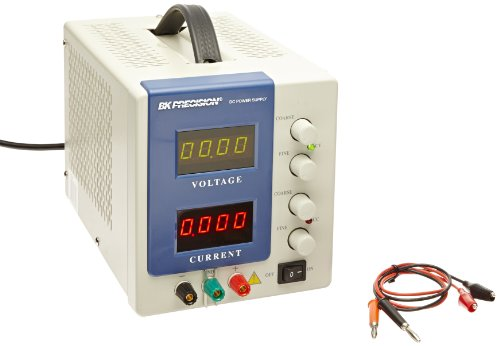 B&K Precision 1735A Single Output Dc Power Supply, 4 Digit Led Display, 0-30 V Output Voltage, 0-3 A Output Current