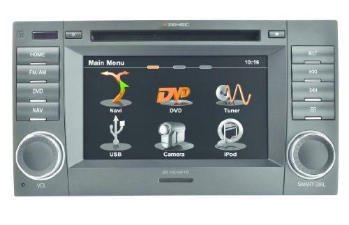 Zenec-ZE-NC4612-GPS-Bluetooth-Noir