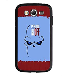 PrintDhaba Quote D-5106 Back Case Cover for SAMSUNG GALAXY GRAND NEO (Multi-Coloured)
