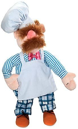 Disney The Muppets Most Wanted Exclusive 18 Inch Plush Figure Swedish Chef (Chef Wanted compare prices)