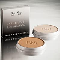 Ben Nye Color Cake Foundation Water Activated Face and Body Makeup (Cine Fair)