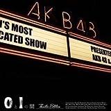0と1の間 Theater Edition (イベント参加券・生写真なし) [CD] AKB48 - AKB48
