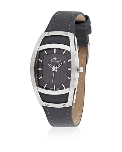Bassel Reloj con movimiento cuarzo suizo 92019 Gris 28  mm