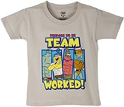 Spongebob Little Boys Toddler Invincibubble Tee Shirt