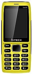 Hitech Yuva Y4 (Yellow)