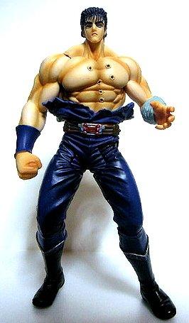 海洋堂 北斗の拳 199x ケンシロウ 2001年 等身大カレンダー付き
