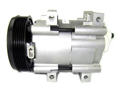 New Automotive AC Compressor with Clutch FS10 Style (Ac Compressor 2001 Ford Ranger compare prices)