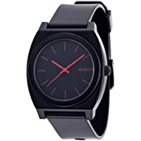 [ニクソン]NIXON 腕時計 TIME TELLER P タイムテラーピー BLACK/BRIGHT PINK NA119480-00 [正規輸入品]