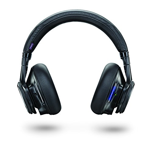Plantronics BackBeat PRO Wireless Noise Canceling Hi-Fi Headphones with Mic – Compatible with iPhone, iPad, Android, and Other Smart Devices