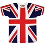 Union Jack Flag All Over Print T-Shirt