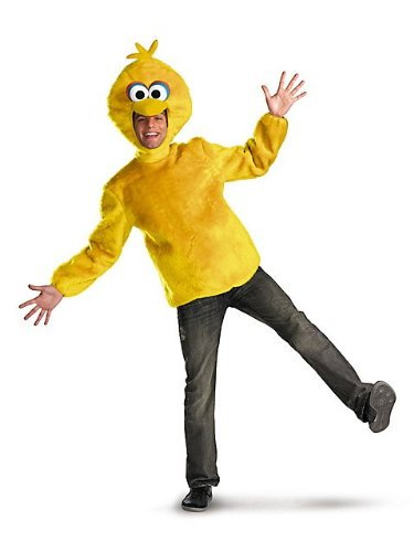 Disguise Unisex - Adult Male Big Bird