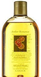 Victoria\'s Secret Garden Amber Romance Indulgent Bath Bubbles 8 oz