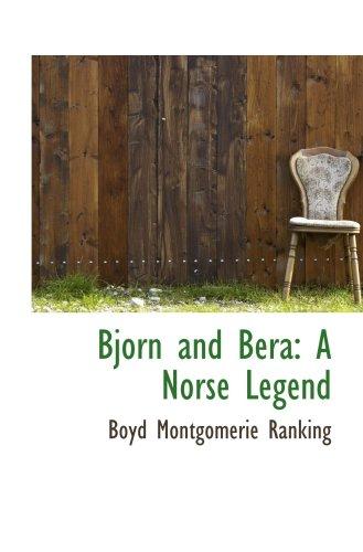 Bjorn and Bera: A Norse Legend