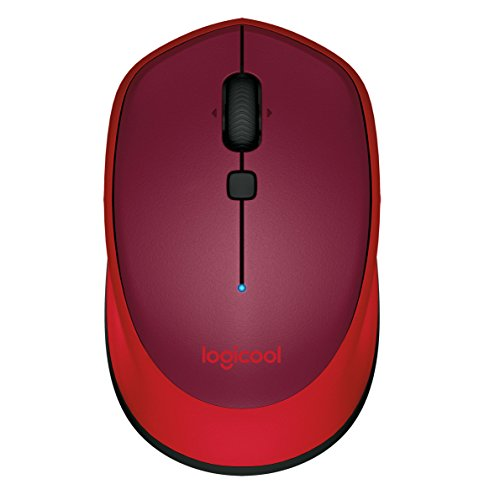 Logicool ロジクール Bluetooth マウス M336 レッド M336RD