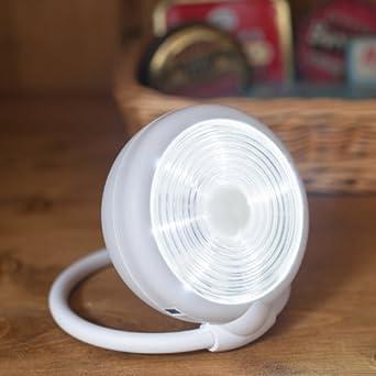 lampe led portable piles avec d tecteur de mouvement luminaires mouvement luminaires et. Black Bedroom Furniture Sets. Home Design Ideas
