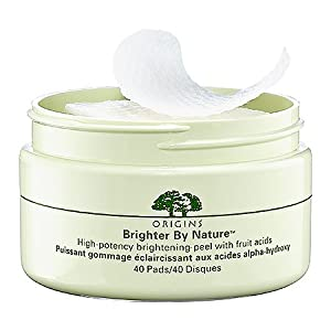 "Origins Brighter By Natureâ""¢ High-Potency Brightening Peel with Fruit Acids 40 Pads by Origins"