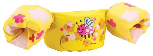 Stearns Puddle Jumper Life Jacket, Bug, 30-50-Pound