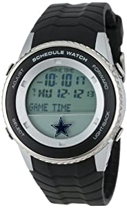 NFL Mens NFL-SW-DAL Schedule Series Dallas Cowboys Watch by Game Time