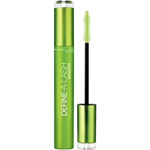 Maybelline New York Define-A-Lash Lengthening Washable Mascara, Very Black, 0.22 Fluid Ounce