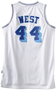 NBA Los Angeles Lakers Jerry West Swingman Jersey by adidas