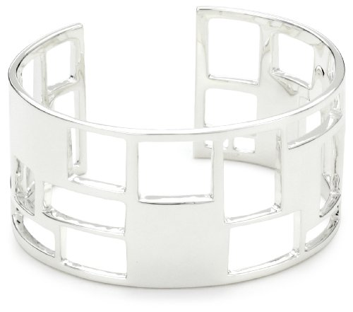 Zina Sterling Silver Windows Collection Cuff Bracelet