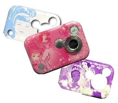 Disney Princes 2.1mp Digital Camera w/ 3 Face Plates - Pink