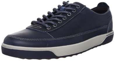 Clarks Nadel Street Blue Leather 13 UK G / 48 EU