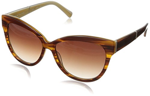 elie-tahari-womens-el123-cateye-sunglasses-blonde-horn-cream-56-mm