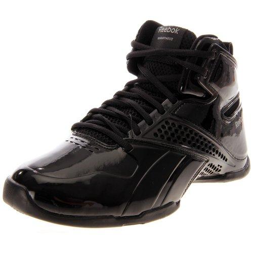 Black Patent Referee Shoes
