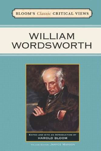 william wordsworth critical essays A critical appreciation of from the prelude by william the prelude by william wordsworth critical essays wordsworth's poetic william wordsworth essay.