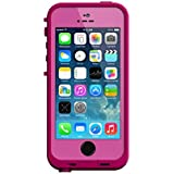 LifeProof iPhone 5s Case - Fre Series - Magenta/Dark Magenta