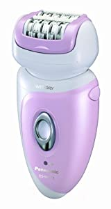 Panasonic ES-WD51-P Epiglide Ladies Wet Dry Epilator (Pink)
