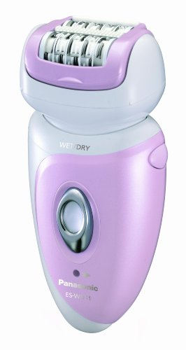 Panasonic ES-WD51-P Epiglide Ladies Wet Dry Epilator, Pink