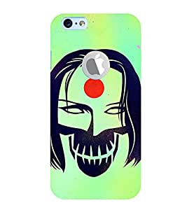 99Sublimation House wife Animated Design 3D Hard Polycarbonate Back Case Cover for Apple iPhone 6S