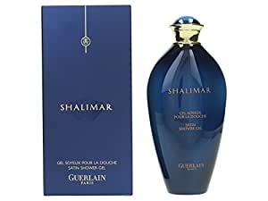 Shalimar By Guerlain For Women. Shower Gel 6.8 OZ