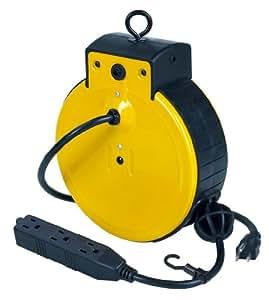 Alert Stamping 3225ATC Tri-Tap Cord Reel