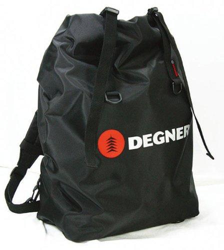 ?デグナー(DEGNER) マルチレインバッグ ポリエステル・PVC 50x30x18cm ブラック NB-12