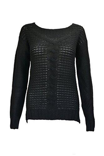 Vero Moda -  Maglione  - Donna nero 8