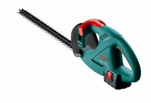 Bosch AHS 52 Accu Cordless Hedgecutter (52 cm Blade) 2 x 14.4 Volt NiCD Batteries