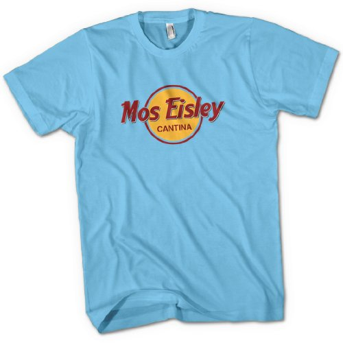Mos Eisley Cantina Mens Premium T-Shirt Choice of 12 Colours Small to 3XL