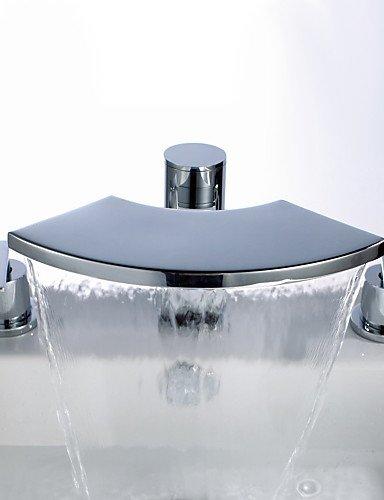 kissrainr-rubinetto-lavabo-contemporanea-ottone-cascata-bagno