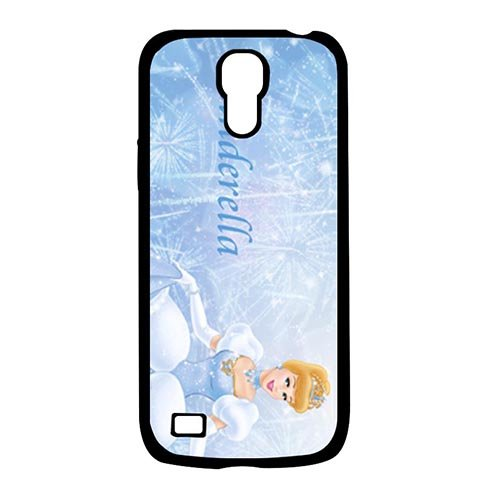 Phone Protection cover cases Young Samsung Galaxy S4 MINI Hard Casing(US Cartoon Cinderella), Wonderful Design Durable cover case for Samsung S4 MINI