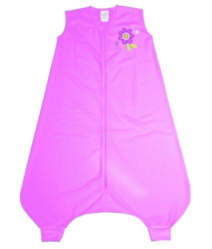 HALO SleepSack Comfort Mesh Early Walker Wearable Blanket, Pink Daisy, Large
