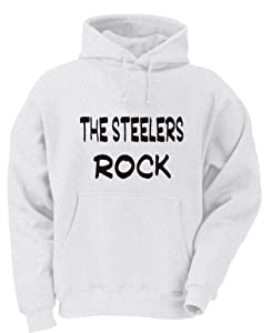 The Steelers Rock Youth Hooded Sweatshirt (for Kids) in Various Colors