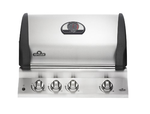Review Napoleon BIM485RB Mirage 485 Built-In Natural Gas Grill with Rear Burner (Discontinued by Man...